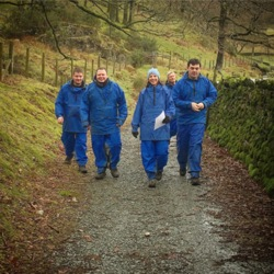 2015 team building events Coniston Lake District Cumbria
