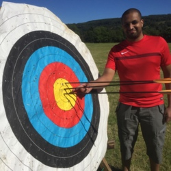 2016 lake district archery shooting coniston ambleside