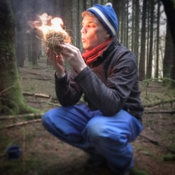 2018 Survival fire lighting Bushcraft stag party