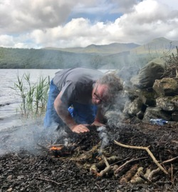 2018 bushcraft sessions stag hen birthday Coniston