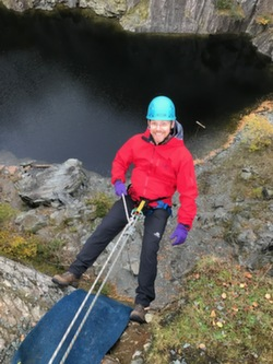 2019 Abseiling for stag hen groups abseil challenge