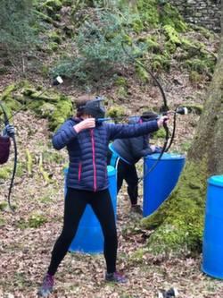 Archery tag, Archery tag sites near Windermere, Ambleside, Conis