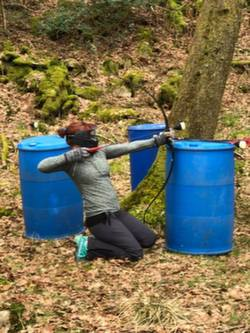 Archery Tag Hen Party 2019 Lake District Coniston Ambleside Bown