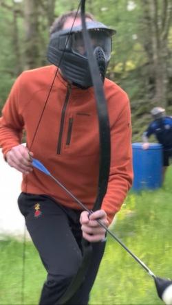 2021 Archery Tag Coniston Cumbria