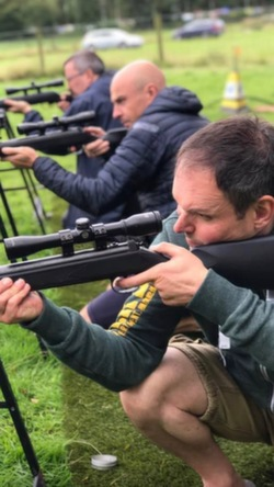2021 rifle shooting stag weekends