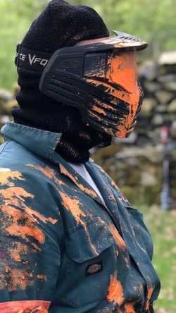 2021 paintball days The Lake District